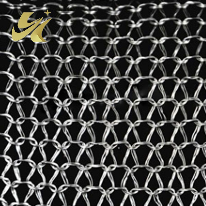 knitting wire mesh